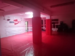 Instalaciones Gimnasio Usera rin tatami