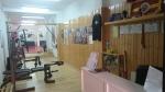 Instalaciones acondicionamiento físico máquinas pesas