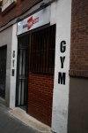 gym usera fight club fachada amor hermoso Madrid