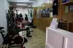 máquinas pesas entrenamiento complementario escala entrenamiento