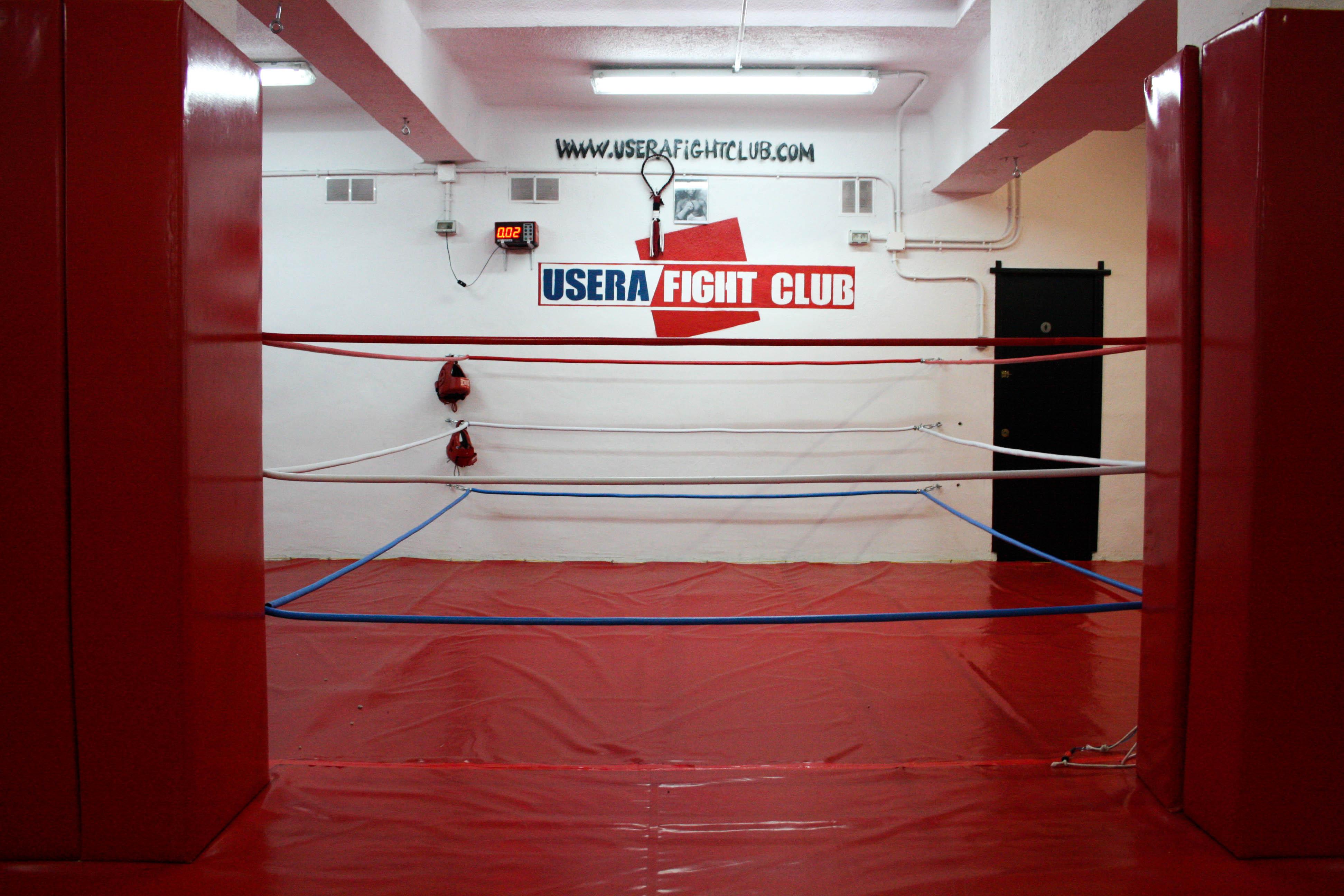 usera fight club mongkol reloj entrenamiento rin