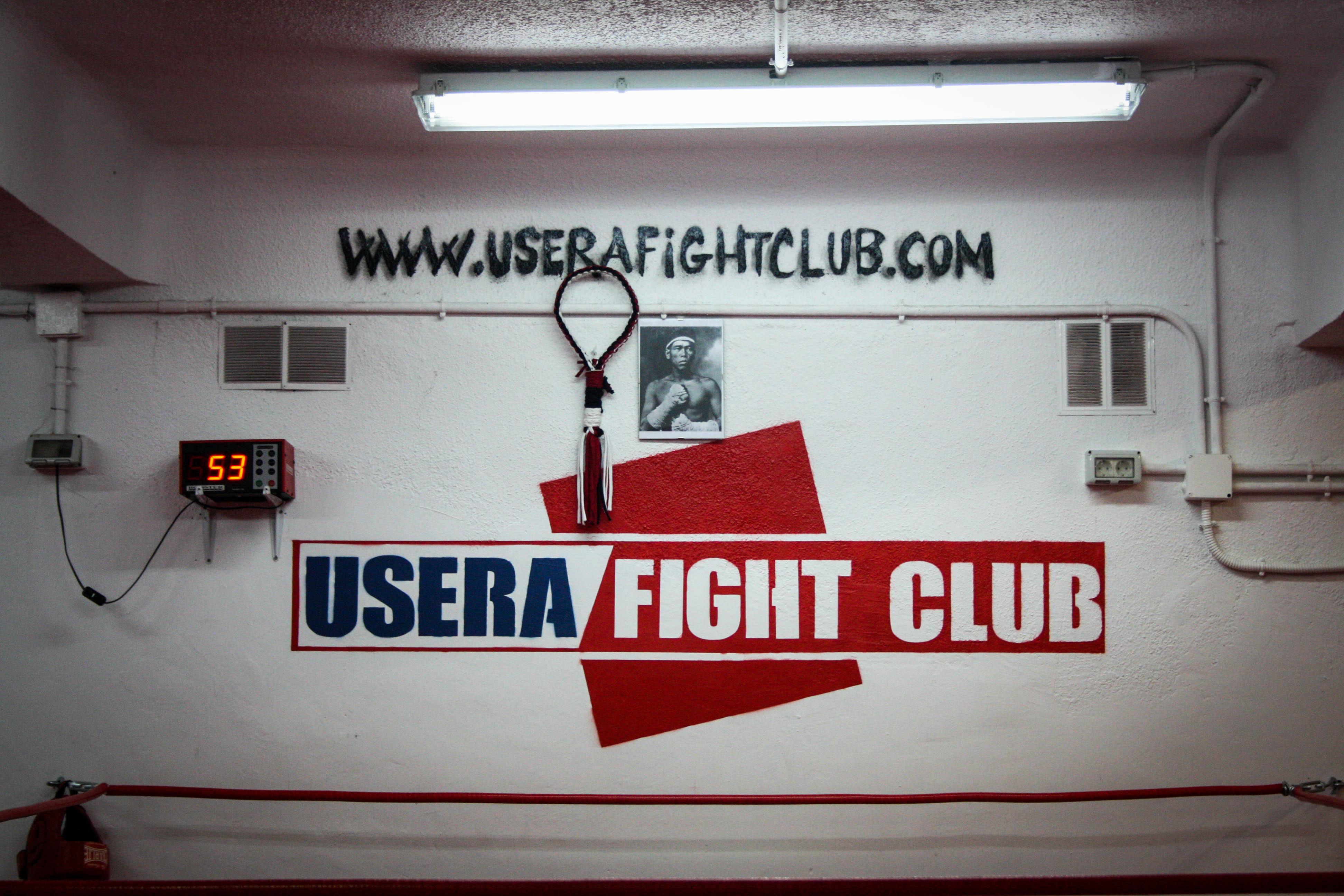 usera fight club mongkol reloj entrenamiento