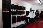 Saco Paos Usera fight club entrenamiento físico