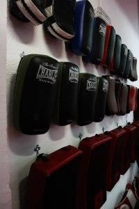 Paos Usera fight club entrenamiento físico